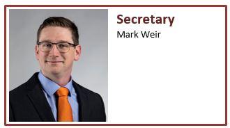 2020 Secretary