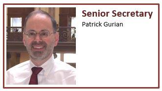 2020 Senior Secretary